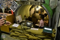 An anderson shelter restored nicely
