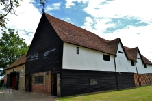 The Tudor granary
