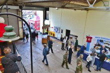 Bus Museum Open Day 2015
