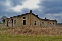 Abandonment at Stow Maries Aerodrome